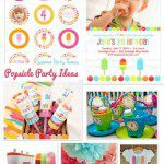 Summer Parties- Popsicle Party Ideas