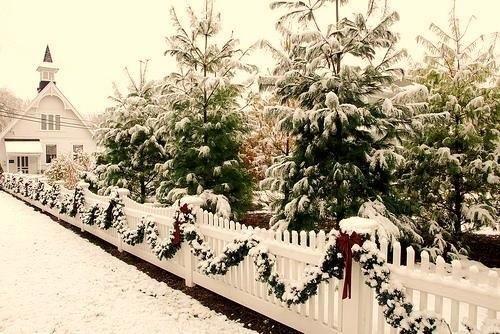Christmas Magic- Snowy White Christmas