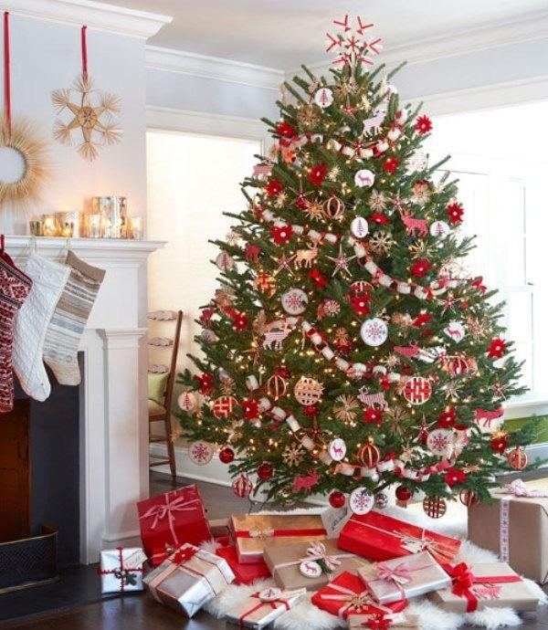 Christmas Magic- Classic Christmas Trees