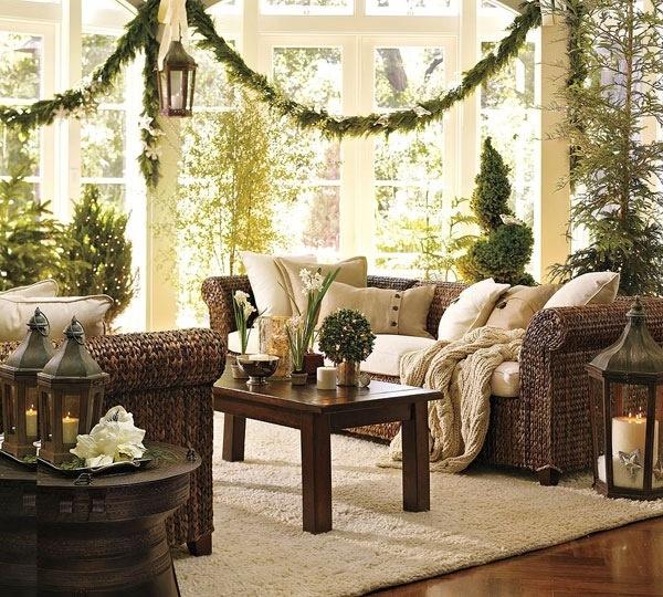 Christmas Magic- Classic Christmas - White and Green
