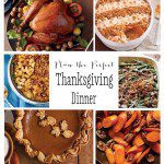 Thanksgiving- Plan the Perfect Thanksgiving Dinner www.frostedevents.com Thanksgiving Menu Planner