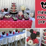 Minnie Mouse Theme Party Ideas & Inspiration