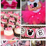 Adorable Minnie Mouse Party Ideas