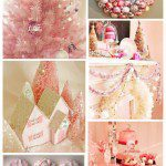 Holiday Inspiration- Pink Shabby Chic