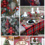 Holiday Inspiration- Classic Tartan