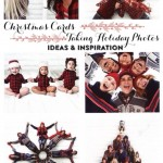 Holiday Card Ideas- Taking Family Christmas Photos