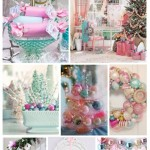 Christmas Inspiration- Pretty Pastels for the Perfect Holiday
