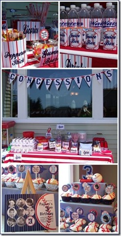 baseball party ideas and inspiration for kids baseball theme party via @frostedevents kids activities , kids games and fun kids crafts