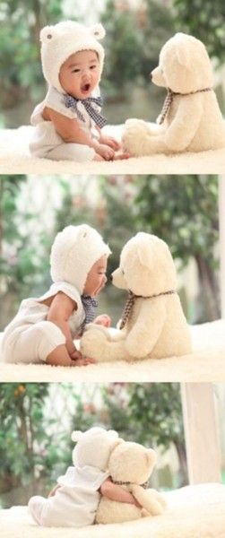 baby-boy-with-bear-baby-photography