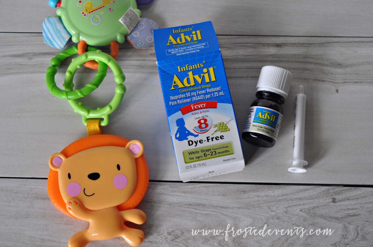 Moms Tips to Soothe A Teething Baby #TeethingTruths #ad