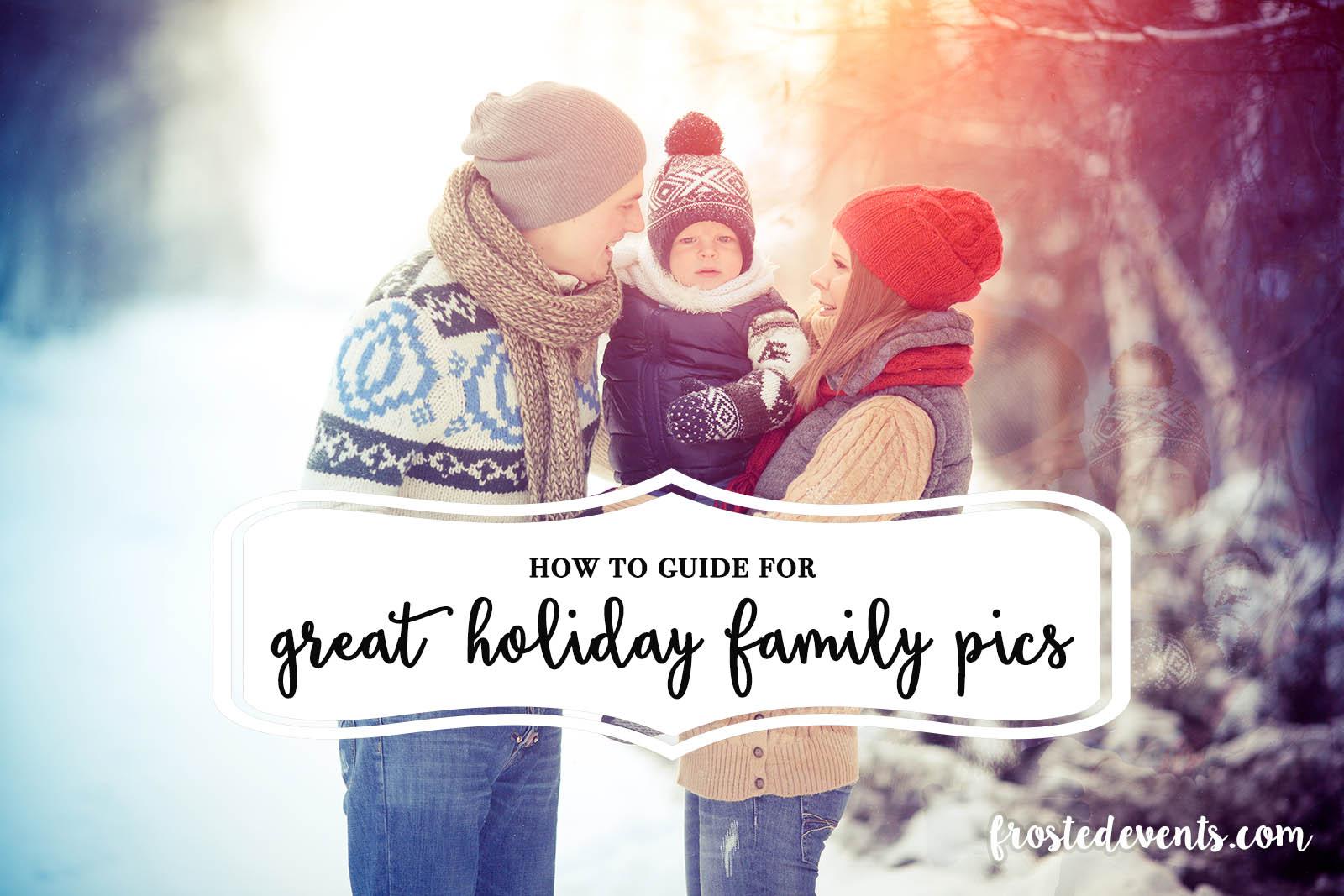 Awesome Family Christmas Card Ideas
