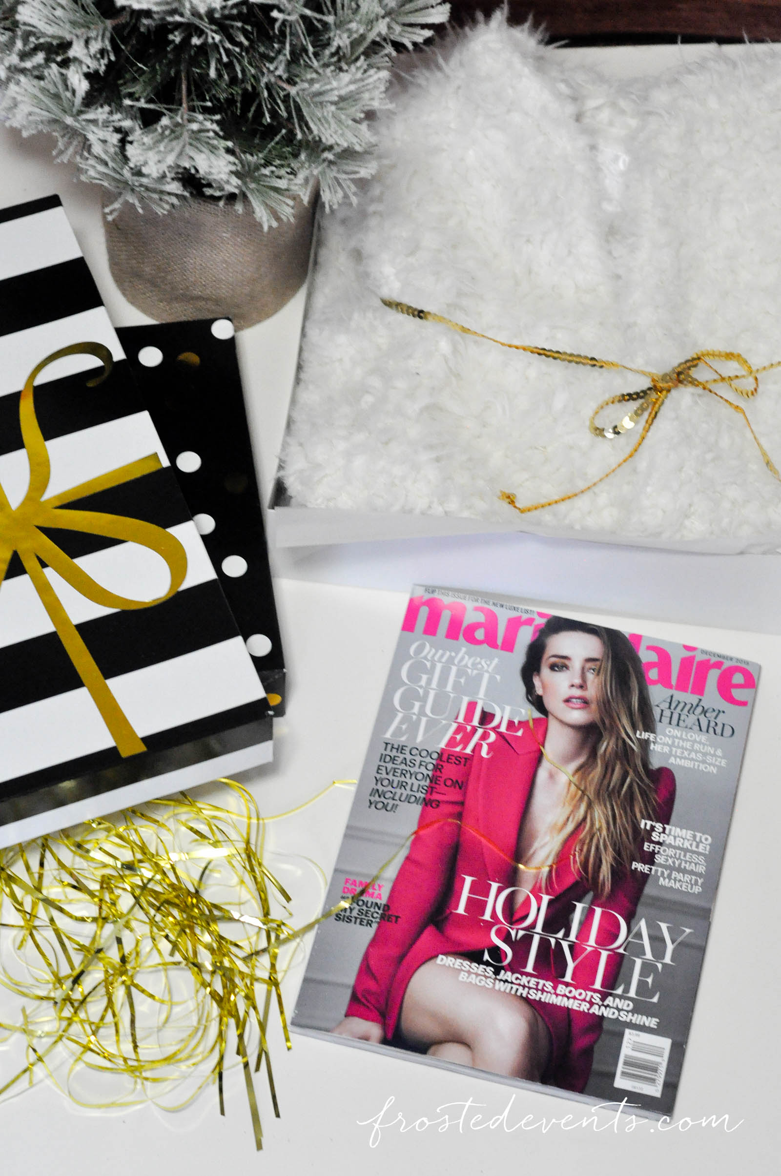 marie-claire-guide-to-perfect-gift-to-give-for-christmas-frostedeventscom #giftguide frostedevents.com