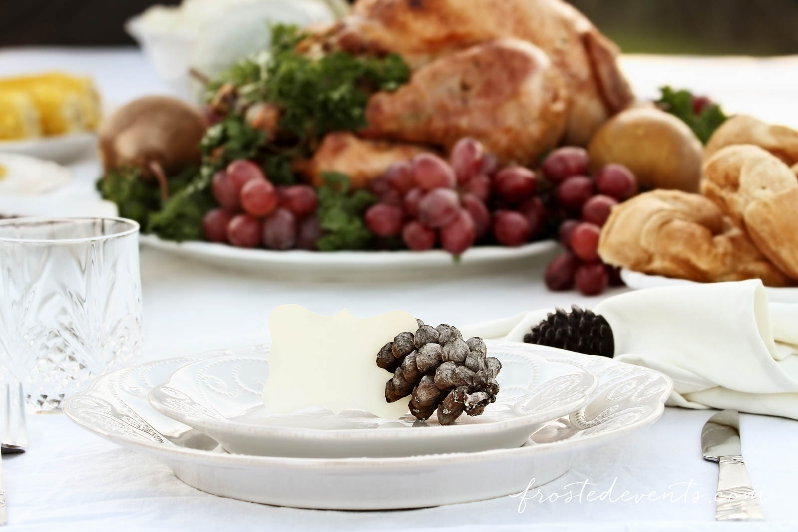 Thanksgiving Dinner Menu Ideas Thanksgiving Turkey frostedevents.com