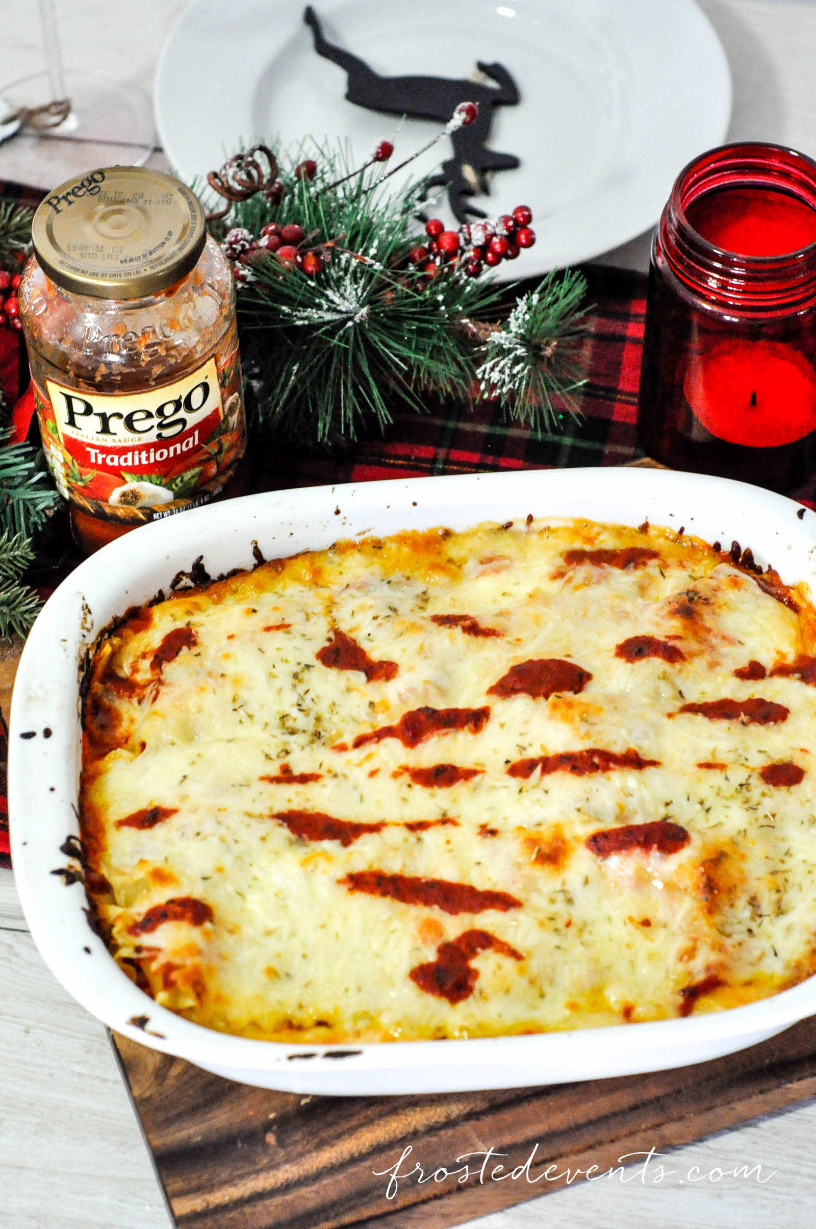 Best Lasagna Recipe for a Happy Holiday Dinner Lasagna Bread Recipe with Prego Sauce