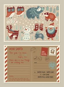 Letter to Santa- What is Santa's Address