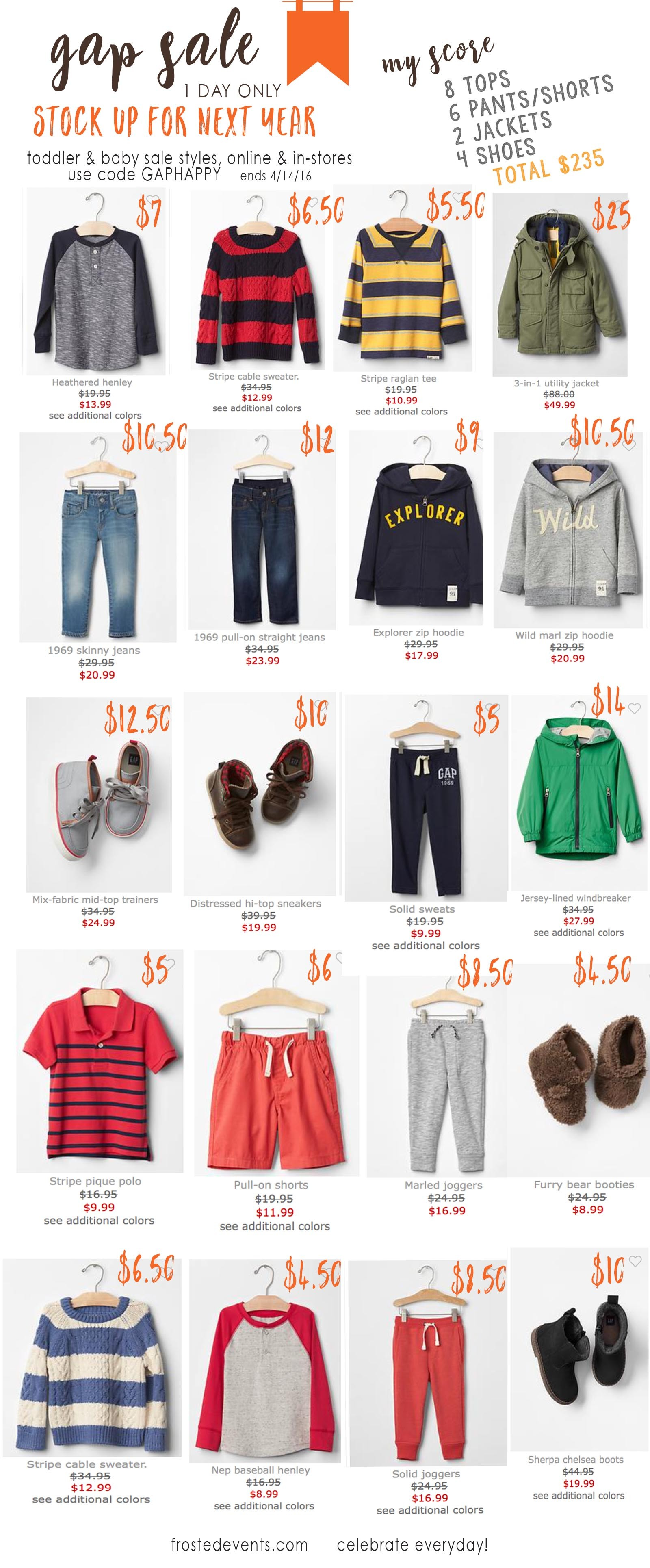 det billigaste detaljerade bilder bra ut x How to Score Baby and Toddler Clothes for Cheap