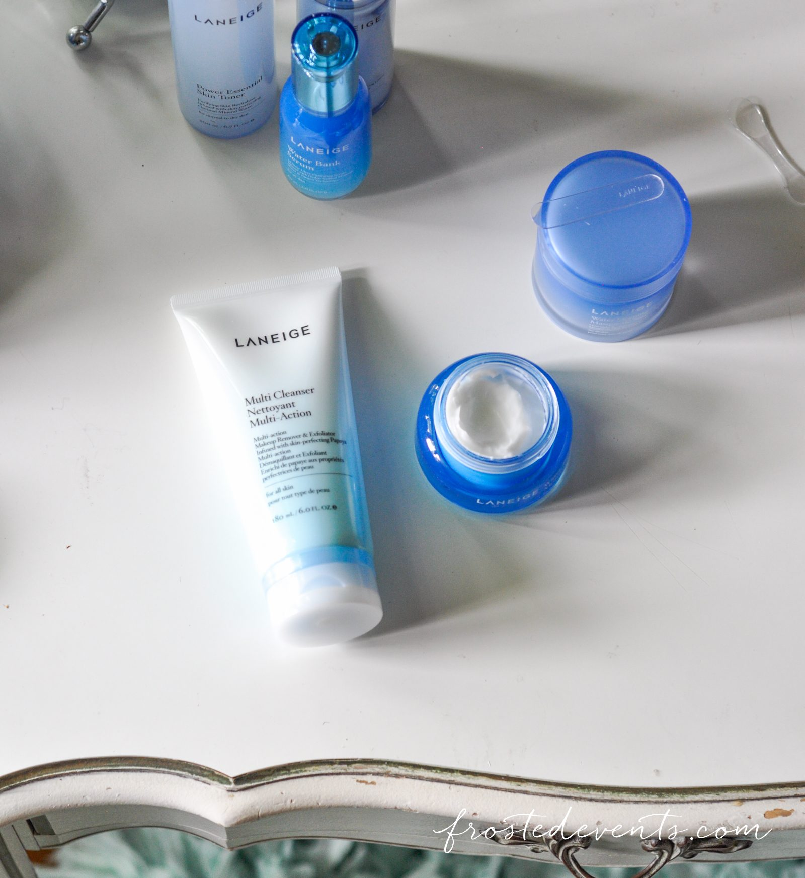 Glowing SKin LANEIGE Skincare Routine Review Target Best Anti-Aging Moisturizing K-Beauty Products