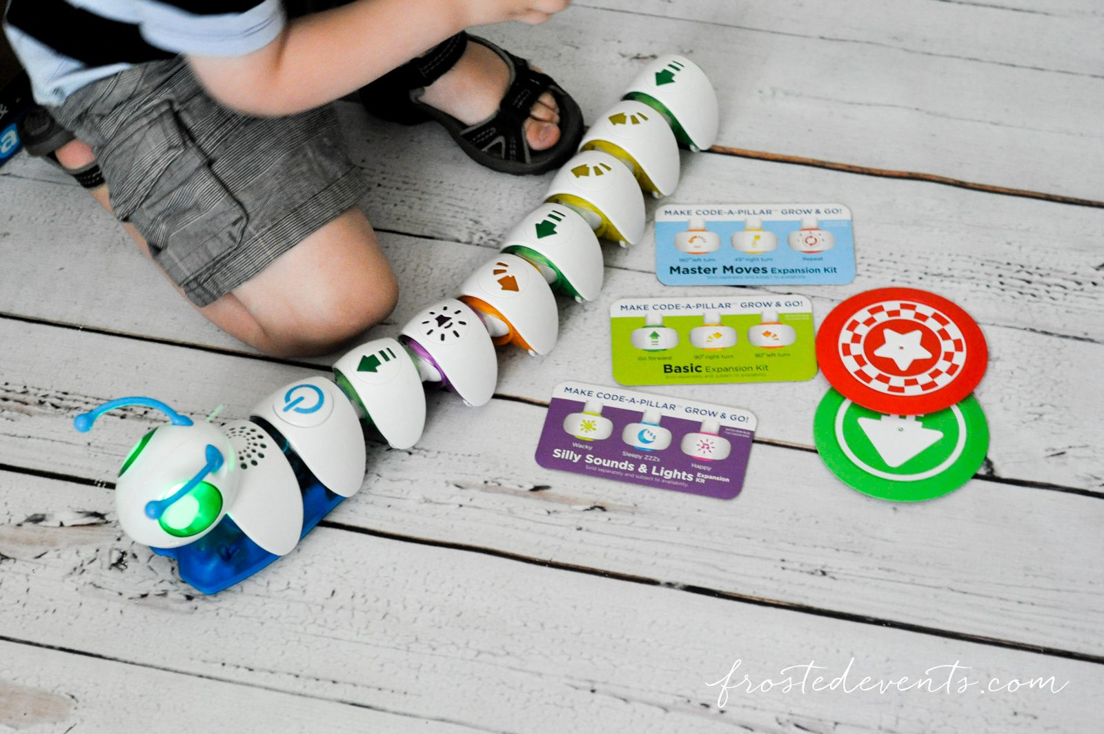 Educational Toys for Toddlers Fisher Price Codeapillar Review Coding for Kids