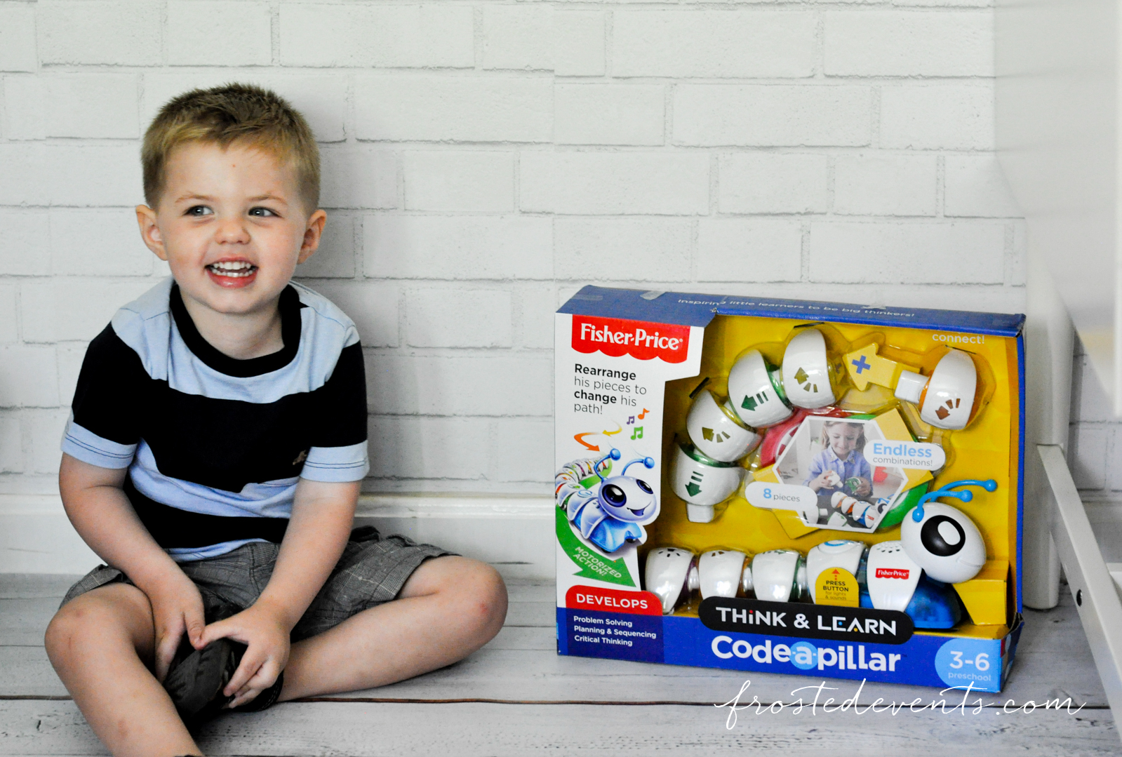 Educational Toys for Toddlers Fisher Price Codeapillar ...