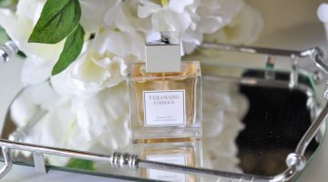 Ways to Feel More Confident and Beautiful and Vera Wang Perfume Embrace Giveaway
