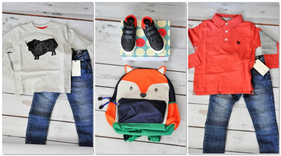 Back to School Outfits Mini Boden Kids Clothing @frostedevents