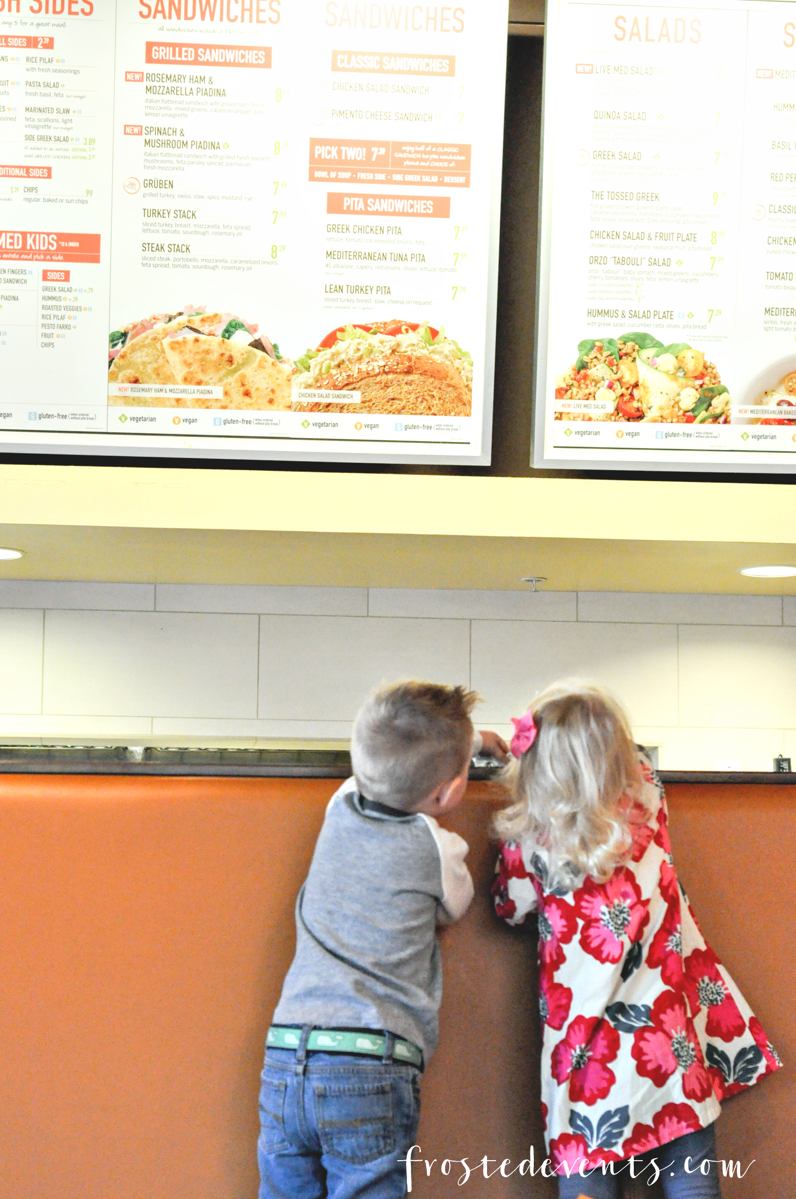 Zoes Kitchen Kids Menu Awesome Zoe's Kitchen New Kid's Menu From Mom Blogger Misty Nelson Design Decoration