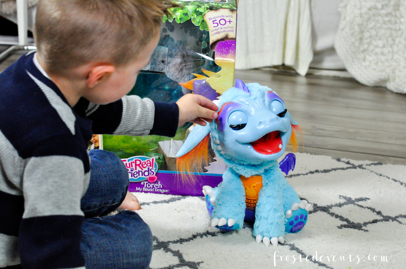 Hottest Christmas Toys : Hot christmas toys furreal friends from hasbro torch
