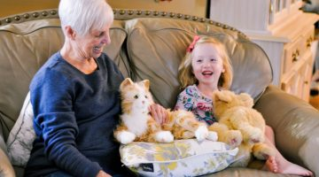 Joy for All Pets by Hasbro GIve Your Loved Ones Companionship Joy for All Pets by Hasbro GIve Your Loved Ones Companionship