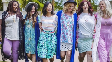 Lularoe clothing via Lularoe Instagram