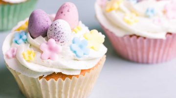 Easter Cupcakes & Easter Dessert Ideas - Easter Ideas via Misty Nelson frostedmoms.com @frostedevents