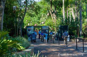 Disney Pandora World of Avatar at Disney's Animal Kingdom Theme Park Walt DIsney World Orlando Florida via travel blogger Misty Nelson family vacation
