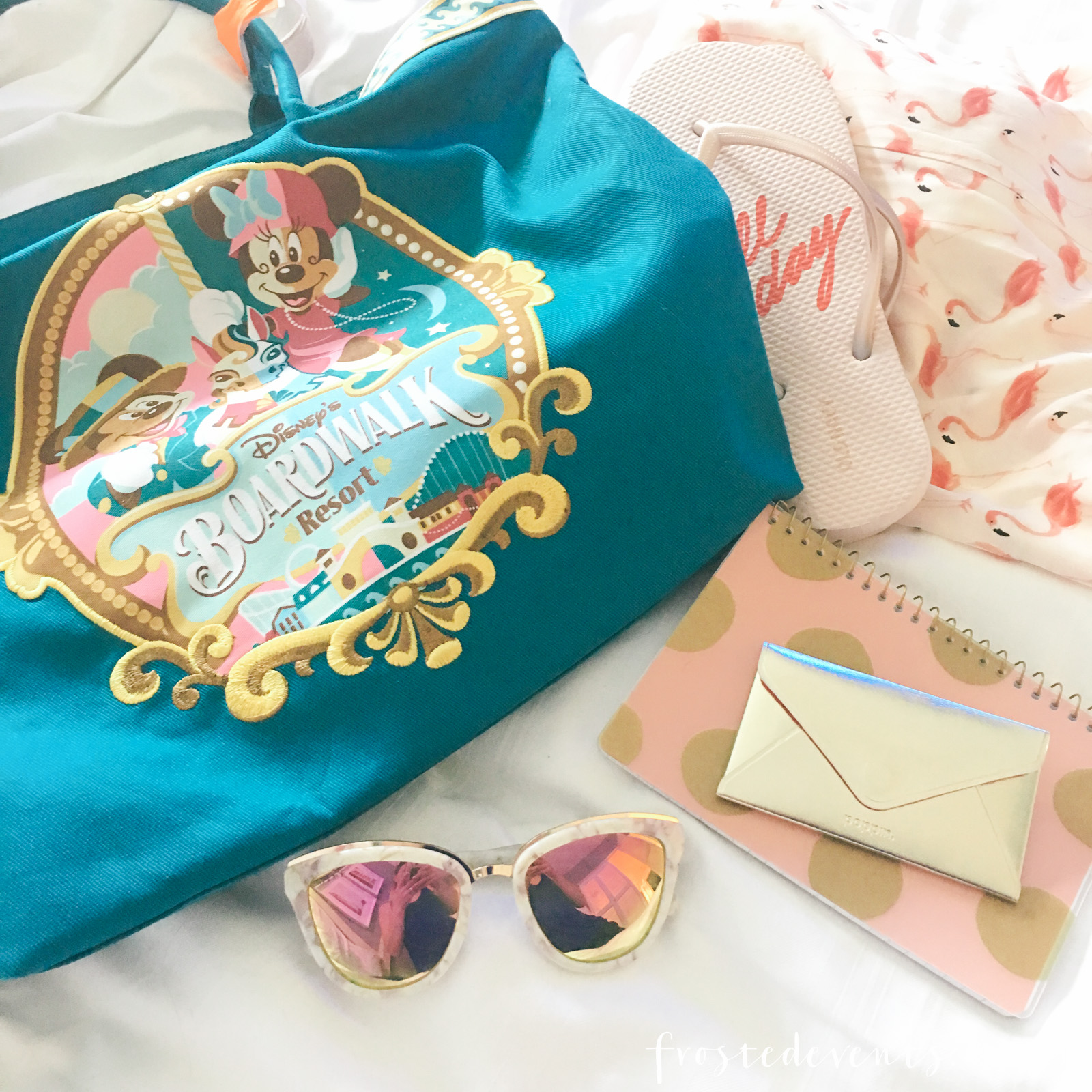 Disney Boardwalk Inn - Disney World Resorts - Disney Vacation planning via Misty Nelson family travel blogger @frostedevents