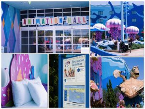 Disney World Resorts Disney Themed Rooms Art of Animation resort Disney Hotels via Misty Nelson @frostedevents