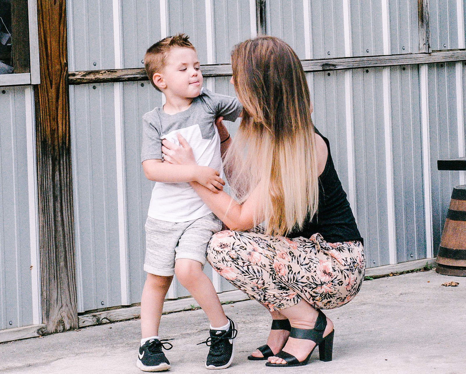 Kids Clothing and Kid's Outfit Ideas for Spring - Best Kids Fashion via lifestyle blogger Misty Nelson @frostedevents