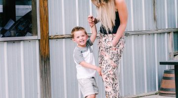 Kid's Outfit Ideas for Spring - Best Kids Fashion via lifestyle blogger Misty Nelson @frostedevents