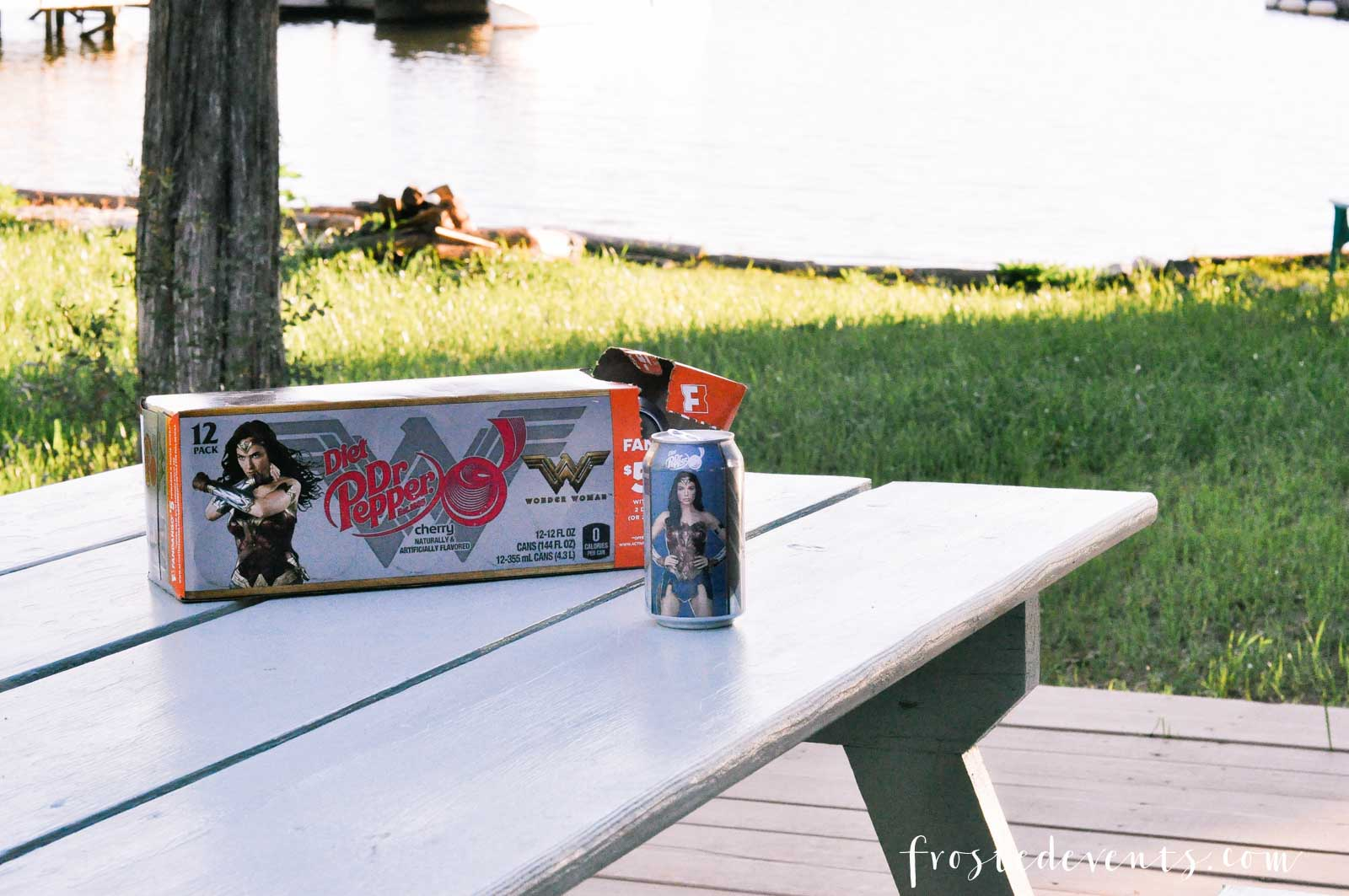 Wonder Woman Movie 2017 My Real Wonder Woman Story via Misty Nelson, mom blogger at frostedMOMS @frostedevents