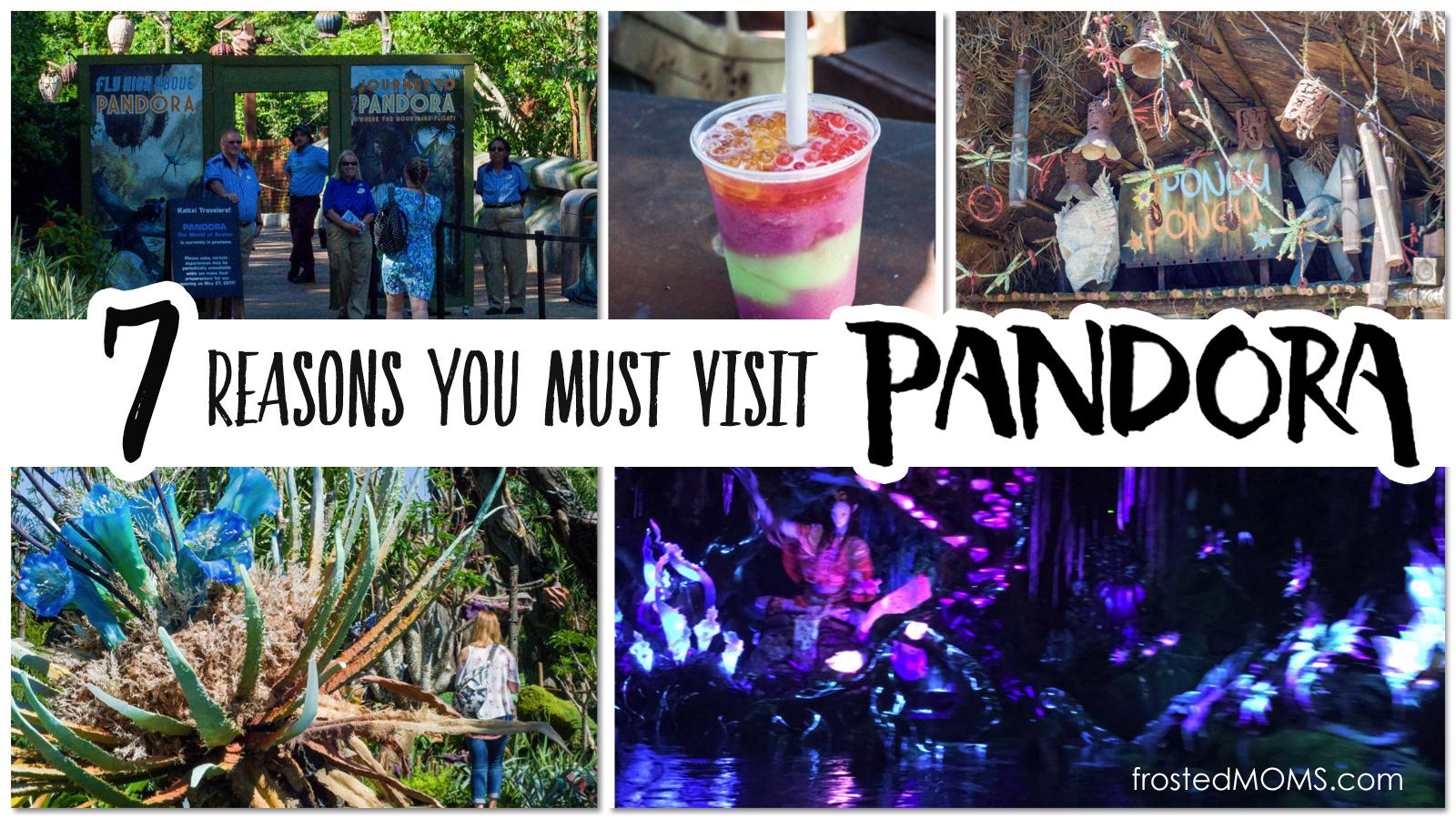 Disney Pandora World Of Avatar Must See Amp Do List