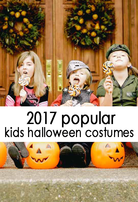 Best Kids Halloween Costumes This Year