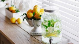Fresh Lemonade Recipes - 5 Favorite Lemonades That Are Perfect for Summer Sipping - Summer Drinks via frostedevents.com
