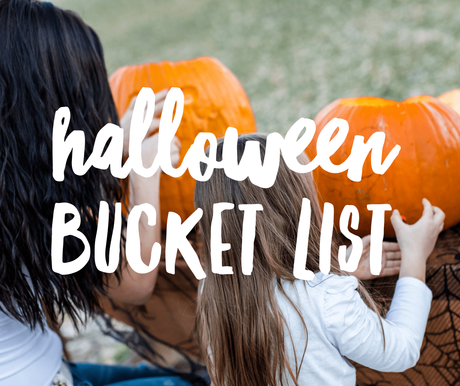 Halloween Bucket List- Fun Things to Do in the Fall via Misty Nelson, frostedblog.com