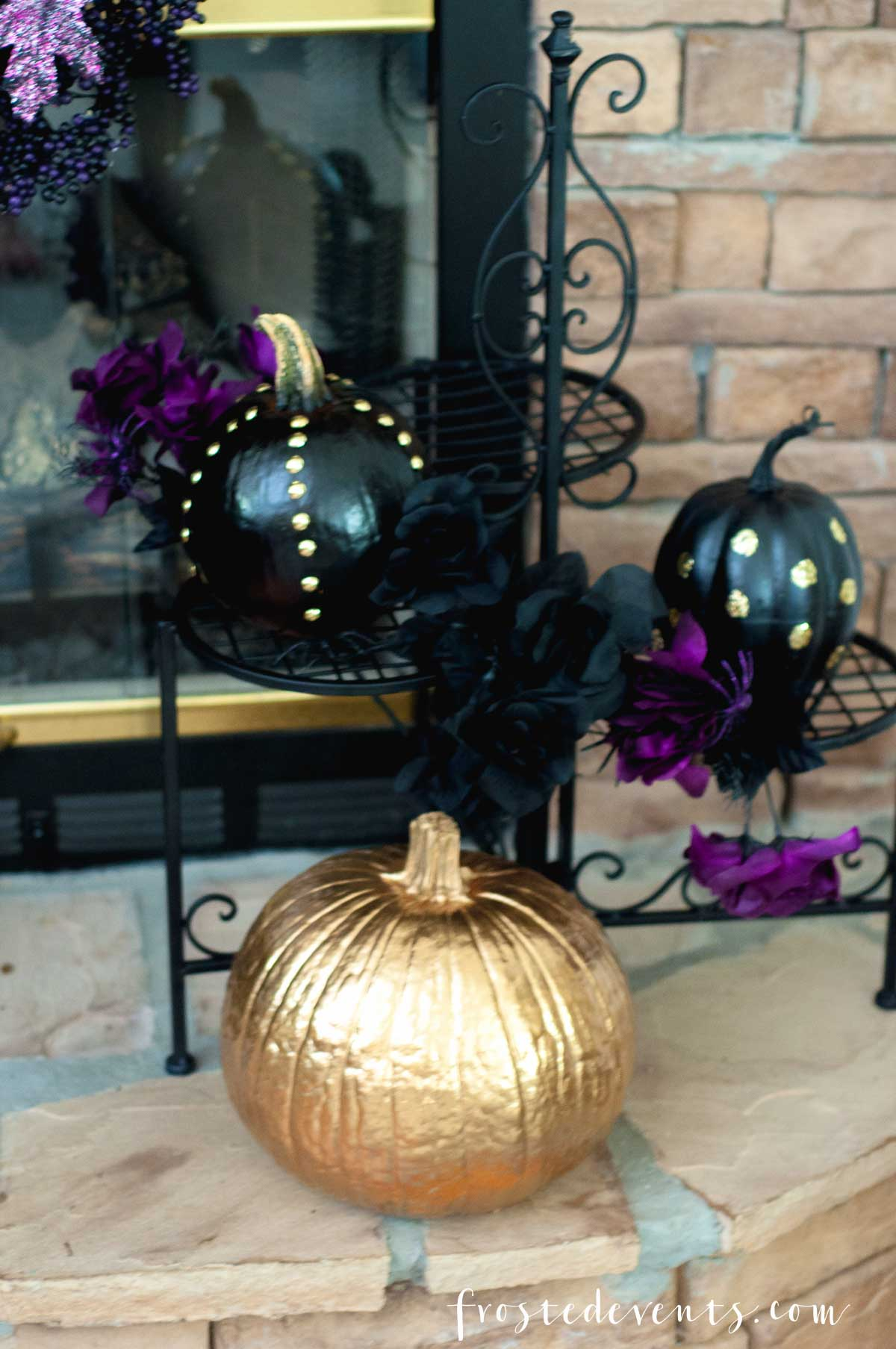 Halloween Decor Ideas! Glam-O-Ween Guide to Decorating