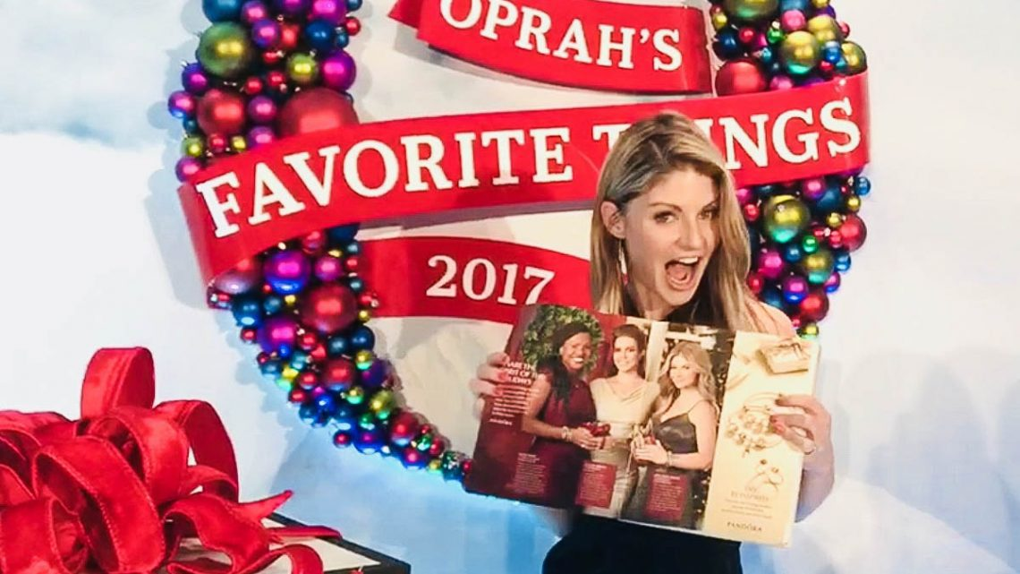 Oprah's Favorite Things 2017 Party - I Was There! And you get a ...... via Misty Nelson, Lifestyle Blogger, Influencer and Entrepreneur @frostedevents