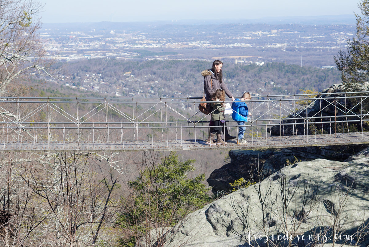 Ruby Falls Amp Lookout Mountain Rock City To Rock Climbing