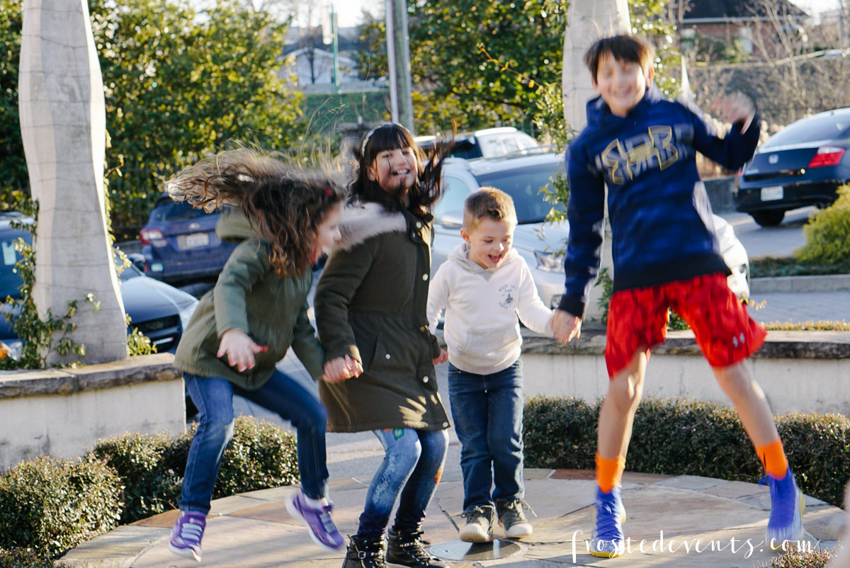 Chattanooga Tennessee Things to Do - Family Travel, Vacation and Spring Break Fun via Misty Nelson Travel Blogger - Bluff View Art District