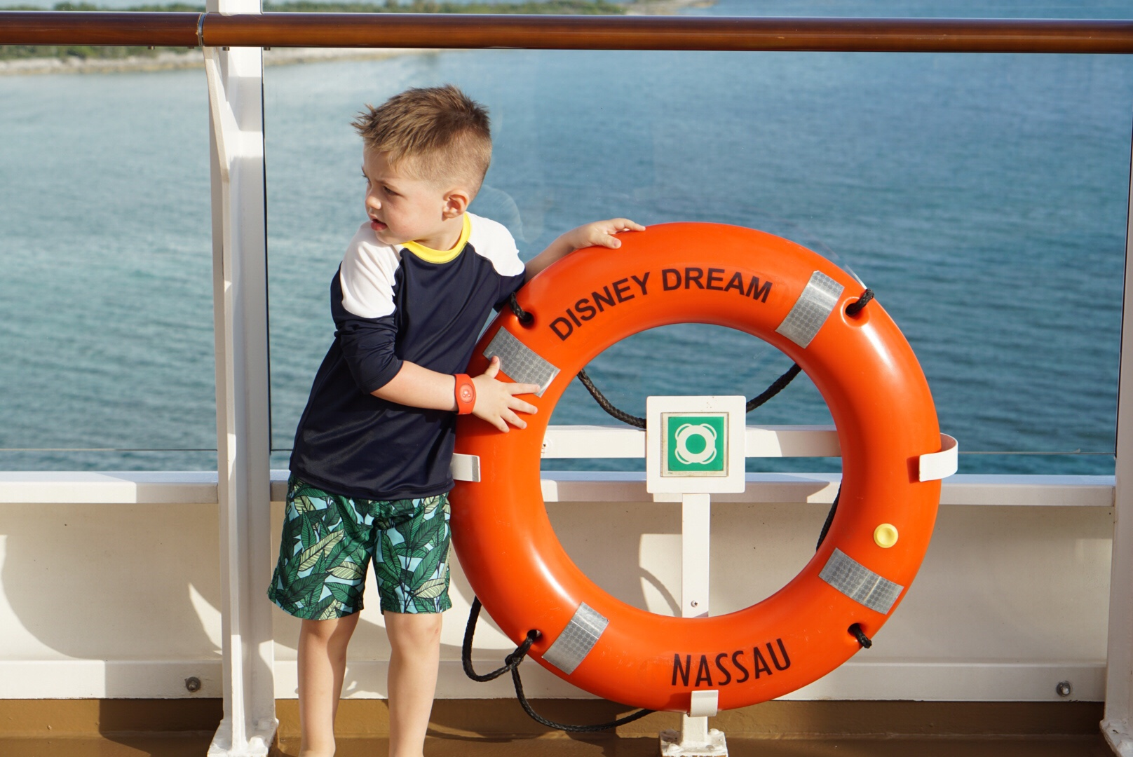 Disney Dream Cruise Ship - DisneySMMC Disney Social Media Moms Celebration 2018 via Misty Nelson #disneysmmc #disneymoms