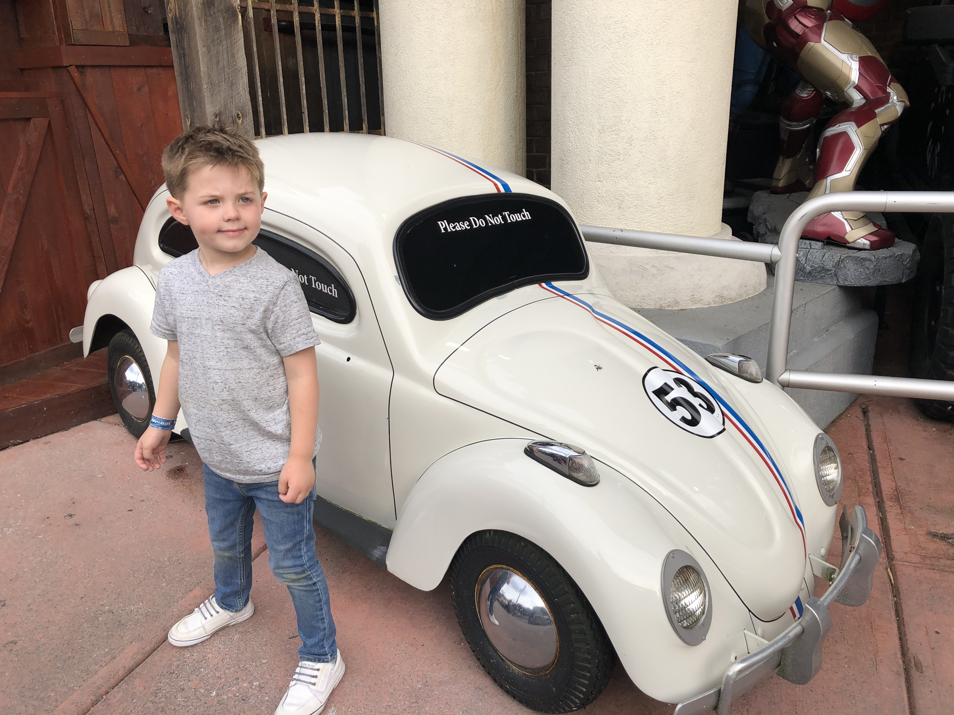 Gatlinburg TN - Visit Tennessee - The Love Bug Car - Museum of Movie Cars - Fun Things to Do in Gatlinburg, TN With Kids - Gatlinburg attractions and family friendly places via Misty Nelson travel blogger, family travel blog @frostedevents