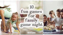 Family Games - Fun Family Game Night Ideas via Misty Nelson, Frosted Blog @frostedevents #familygames #gamenight