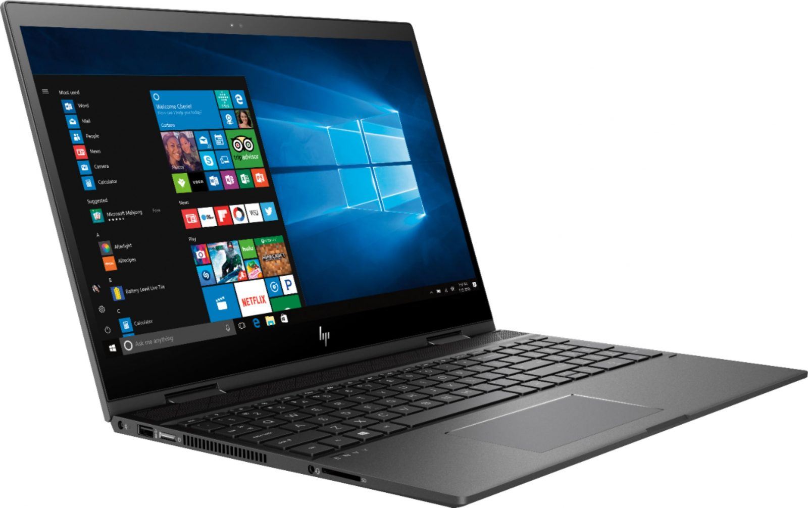 HP Envy x360 Laptop at Best Buy - Tech review by Misty Nelson frostedevents.com