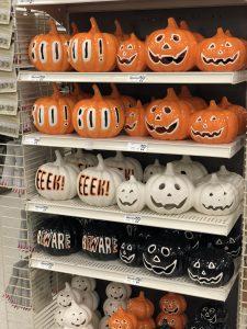 Michaels Halloween Decor - Early Peek at Halloween Decorations