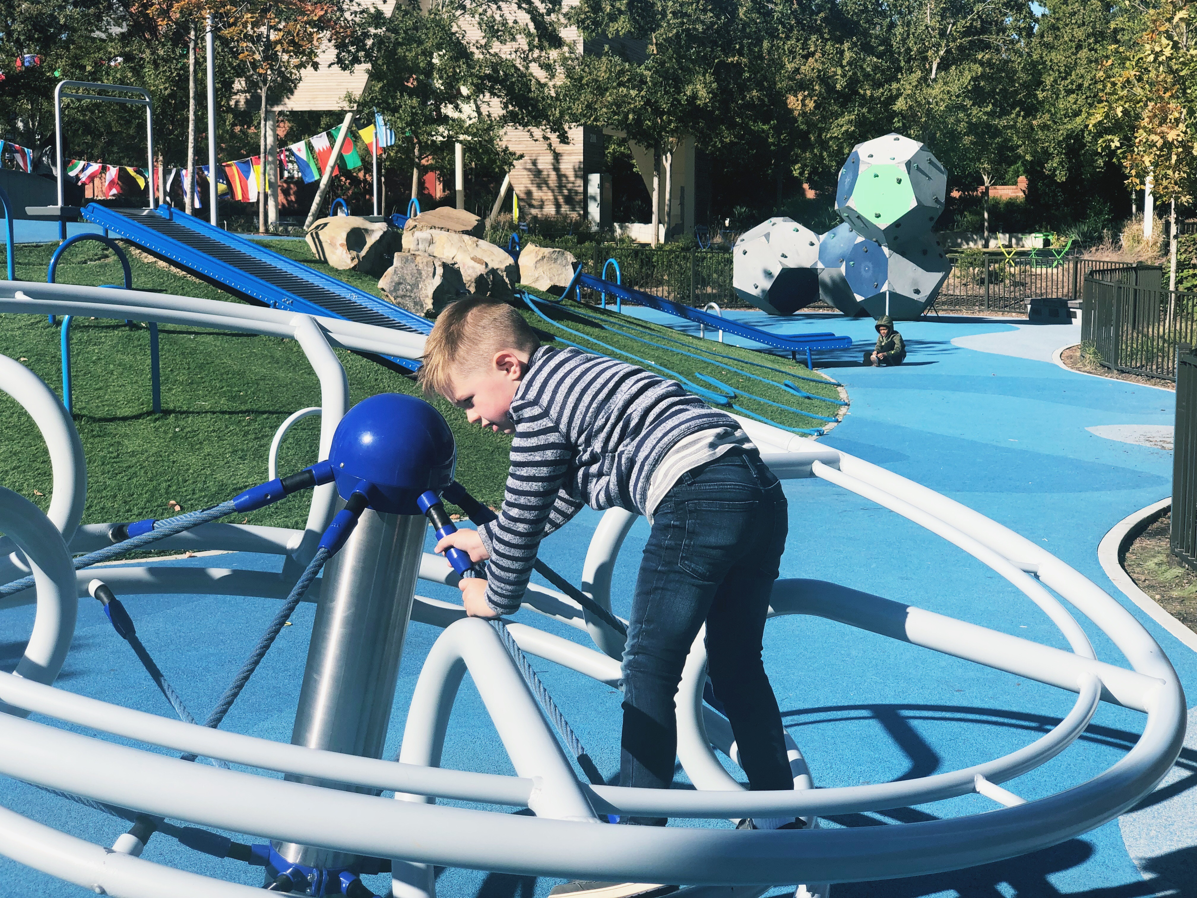 Playground Near Me- Inclusive Playgrounds for All Kids to Enjoy the Benefits of Play